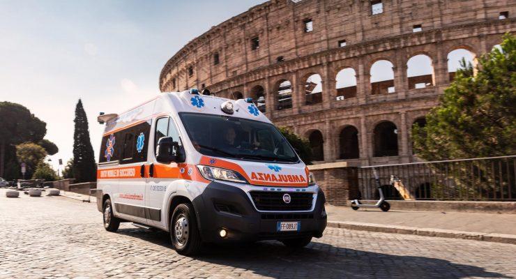 Ambulanza privata economica roma