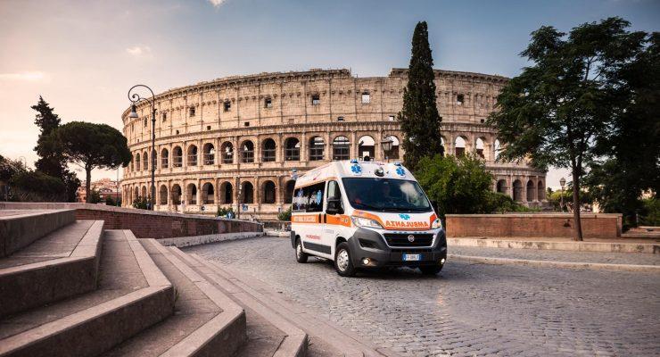 Organizzazione ambulanze private Roma